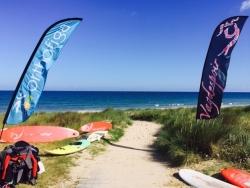 Breizh Surfer @ PLAGE DU MANE GUEN  | Plouharnel | Bretagne | France