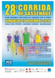 Corrida @ Sassenage   Sassenage   Auvergne-Rhône-Alpes   France